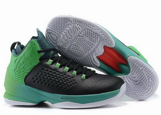 Air Jordan Melo M11 Black Green Norway